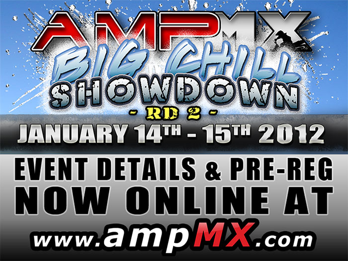 AMP MX Big Chill Round 2