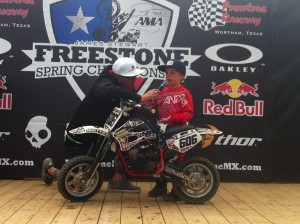 Big Props to Casey Cochran!!!!!!  5 Overall Championships at Freestone and Oakhill