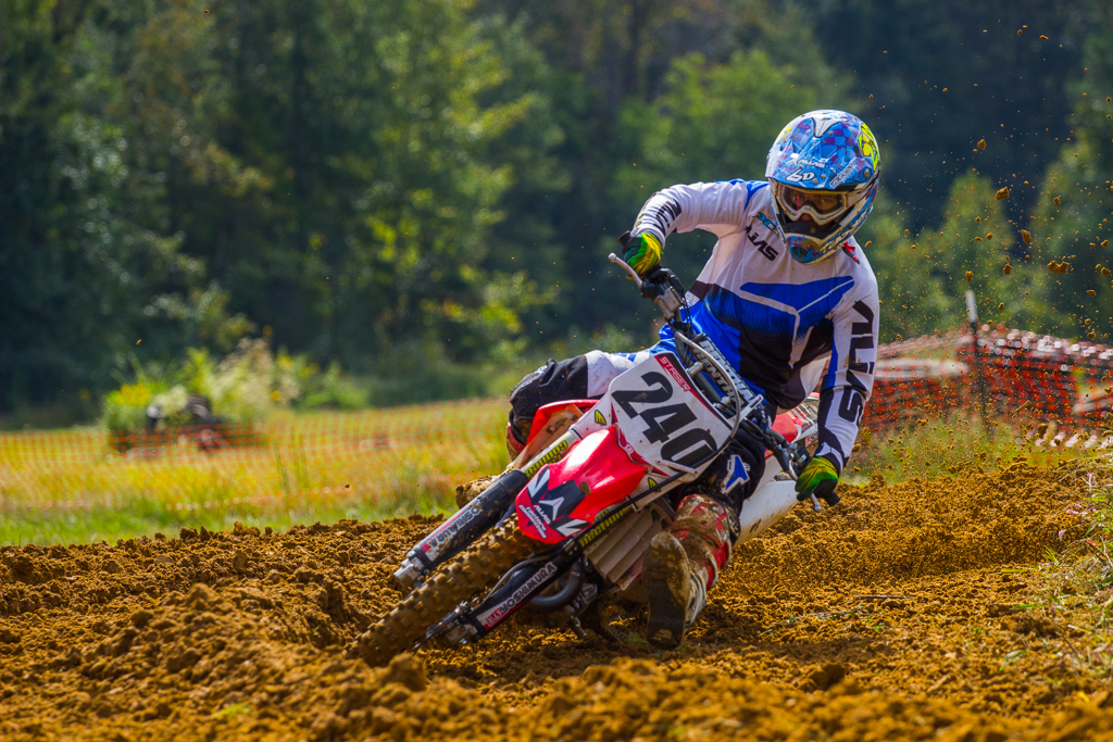 Vet MX Park, A Look Through the Lens